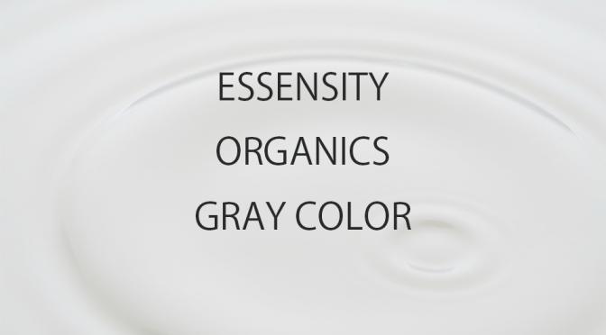 オーガニックカラー 白髪染め