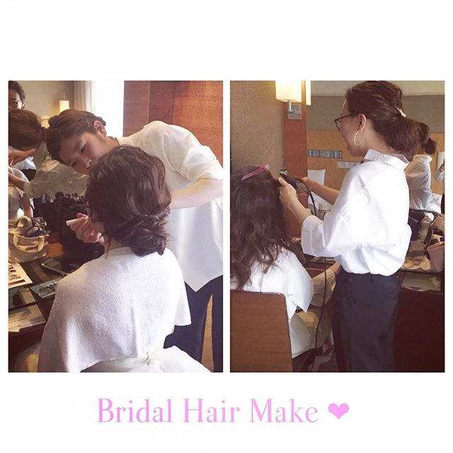 先日、結婚式のヘアメイクのお仕事をさせて頂きました♡***お客様の人生の大切な1日に携わることができて、幸せです***花嫁さま、とってもお綺麗でした〜***#rhair#rhairatelier#福岡美容室#薬院美容室#結婚式#ヘアメイク#ブライダル#ブライダルヘアメイク#ウエディング#bridal#wedding#hairmake#ヘアアレンジ#ヘアセット#結婚式ヘア
