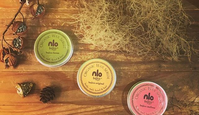 bojico organic |ボジコ オーガニック|ワックスセラム