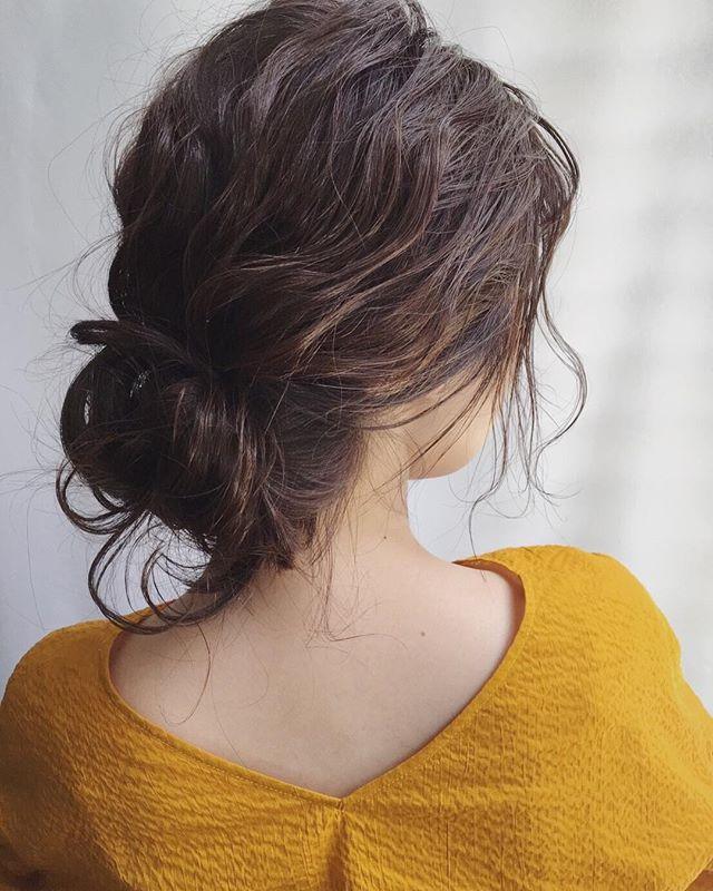 **アレンジ♡*ルーズにまとめて。。バックで低めの大人シニヨン***hair...chie@r.hair.chie**#r#rhair#福岡美容室#薬院美容室 #福岡#薬院#美容室#美容院#ヘアサロン#撮影#ヘアスタイル撮影#撮影モデル #ヘアスタイル#ヘアカタログ #ヘアアレンジ #オーガニック#ジョンマスターオーガニック#ジョンマスター#johnmastersorganics #ナチュラル#ファッション#fashion#ootd#outfit #instagood#instapic #vsco#vscocam#instagood#instahair