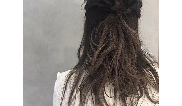 …ハーフアップアレンジ︎.編み込み×くるりんぱで簡単可愛く︎…hair arrange… @r___yooco712…#yooco_hair#yokohairarrange#hair#make#hairarrange#hairset#ヘアメイク#ヘアアレンジ#ヘアセット #福岡美容室#薬院美容室 #福岡#薬院#美容室#美容院#ヘアサロン#撮影#ヘアスタイル撮影#撮影モデル #ヘアスタイル#ヘアカタログ #ロングヘア#オーガニック#ナチュラル#ファッション#fashion#ootd#instapic#instagood#instahair