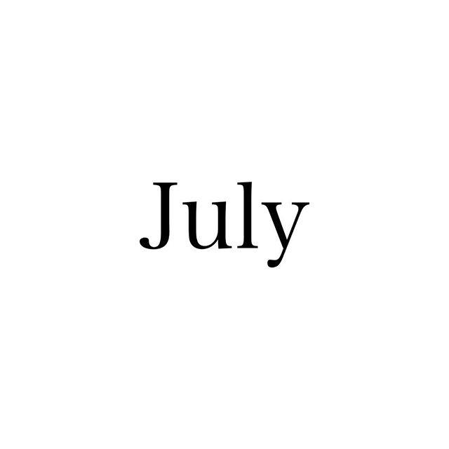 ..ジメジメした日が続き、梅雨明けが待ち遠しい毎日ですね。この時期はヘッドスパやトリートメントなどのケアメニューをされる方が多いです︎.ぜひリフレッシュしにいらして下さい♪.7月のスタッフのお休みをお知らせします☆..大久保・10(火)、24(火)小田・毎週日曜日、7(土)曽田・5(木)、27(金)城・13(金)、31(火).なお、毎週月曜日、第3火曜日(17日)は定休日になっておりますので、よろしくお願いします︎……#r#rhair#福岡美容室#薬院美容室#福岡#薬院#美容室#美容院#ヘアサロン#オーガニック#ナチュラル#organic#natural #ローランド#ジョンマスターオーガニック#rolland#johnmastersorganics#ユフォラ#エッセンシティ#オーガニックカラー#july#7月#おやすみ#公休日#スケジュール#instagood#instapic