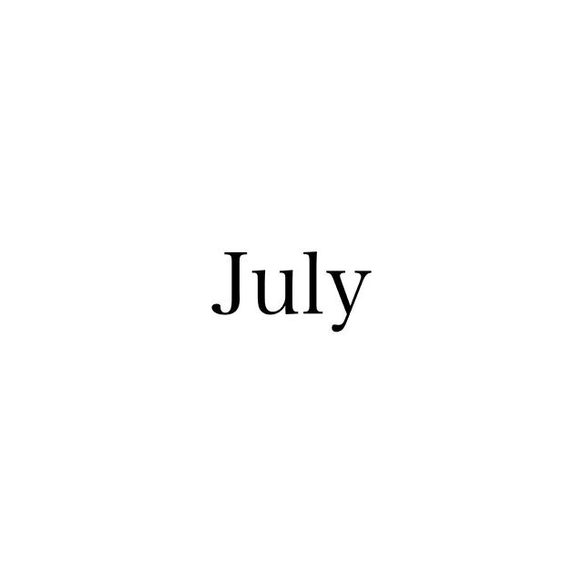 …梅雨の影響で天気の良くない日が続いていますね。梅雨時期は髪がまとまらない、地肌がベタつく、などのお悩みが増えるシーズンです。リフレッシュできるヘッドスパやトリートメントもおすすめです︎..7月のスタッフのお休みをお知らせします☆..福田・17(水)大久保・23(火)、24(水)小田・毎週日曜日、20(土)曽田・12(金)30(火)城・2(火)31(水).なお、毎週月曜日、第3火曜日(16日)は定休日になっておりますので、よろしくお願いします︎……#福岡美容室#薬院美容室#福岡#薬院#美容室#美容院#ヘアサロン#オーガニック#ナチュラル#organic#natural#ローランド#ジョンマスターオーガニック#johnmastersorganics#ユフォラ#ダヴィネス#エッセンシティ#instagood#instapic#7月#july#schedule#お休み