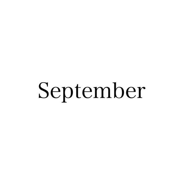 ..夏の暑さが戻ってきたような蒸し暑い日が続きますね。秋の始まりは夏に受けたダメージをケアするのに最適なシーズンです♪いつものメニューにヘッドスパやトリートメントのケアメニューをプラスするのがおすすめです︎.9月のスタッフのお休みをお知らせします!.大久保・4(水)、24(火)小田・毎週日曜日、28(土)曽田・6(金)22(日)25(水)城・3(火)27(金)28(土)…なお、毎週月曜日、第3火曜日(17日)は定休日になっておりますので、よろしくお願いします︎…#福岡美容室#薬院美容室#福岡#薬院#美容室#美容院#ヘアサロン#オーガニック#ナチュラル#organic#natural#ローランド#ジョンマスターオーガニック#johnmastersorganics#ユフォラ#ダヴィネス#エッセンシティ#instagood#instapic#schedule#お休み#9月#september